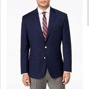 Lauren Ralph Lauren Men's Classic-Fit Solid Blazer